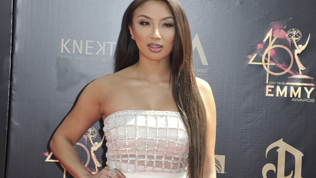 Jeannie Mai leaves DWTS for immediate 'health concern'