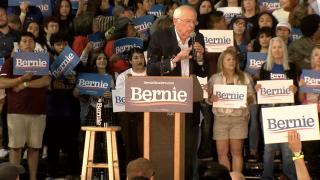 Bernie Sanders rally in Phoenix 3-5-20