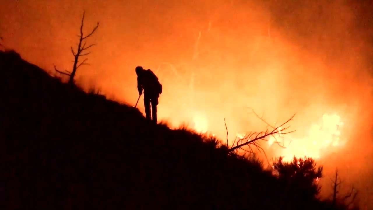 Wildland fire resources affected by COVID-19 pandemic