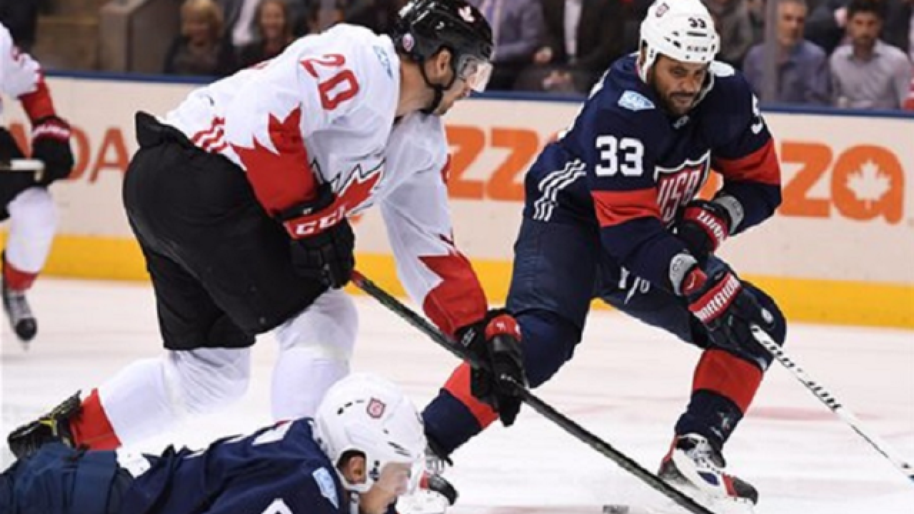 After loss to Canada, US eliminated from World Cup of Hockey