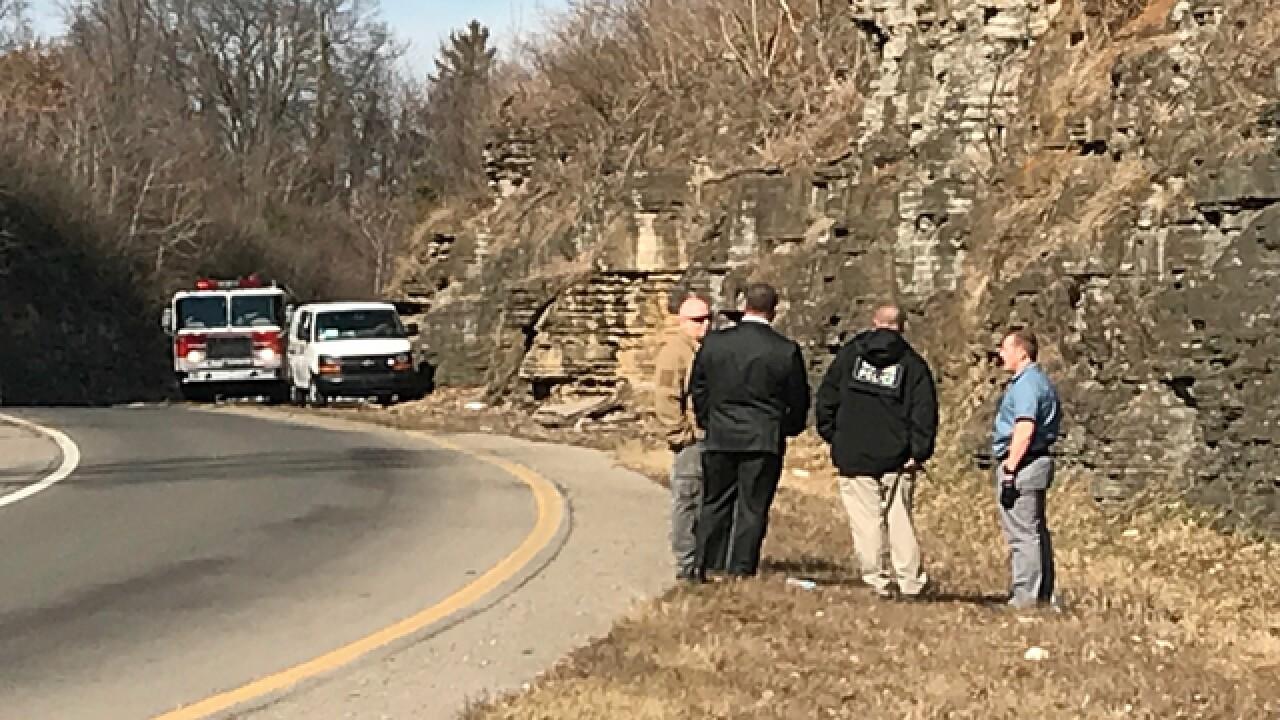 Human Remains Found Near Interstate 24