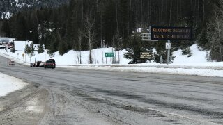 Highway 2 GNP Closure