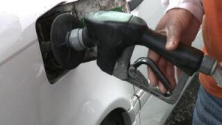 Gas prices turn upward after long skid