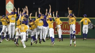 LSU to host Florida State in NCAA Super Regional