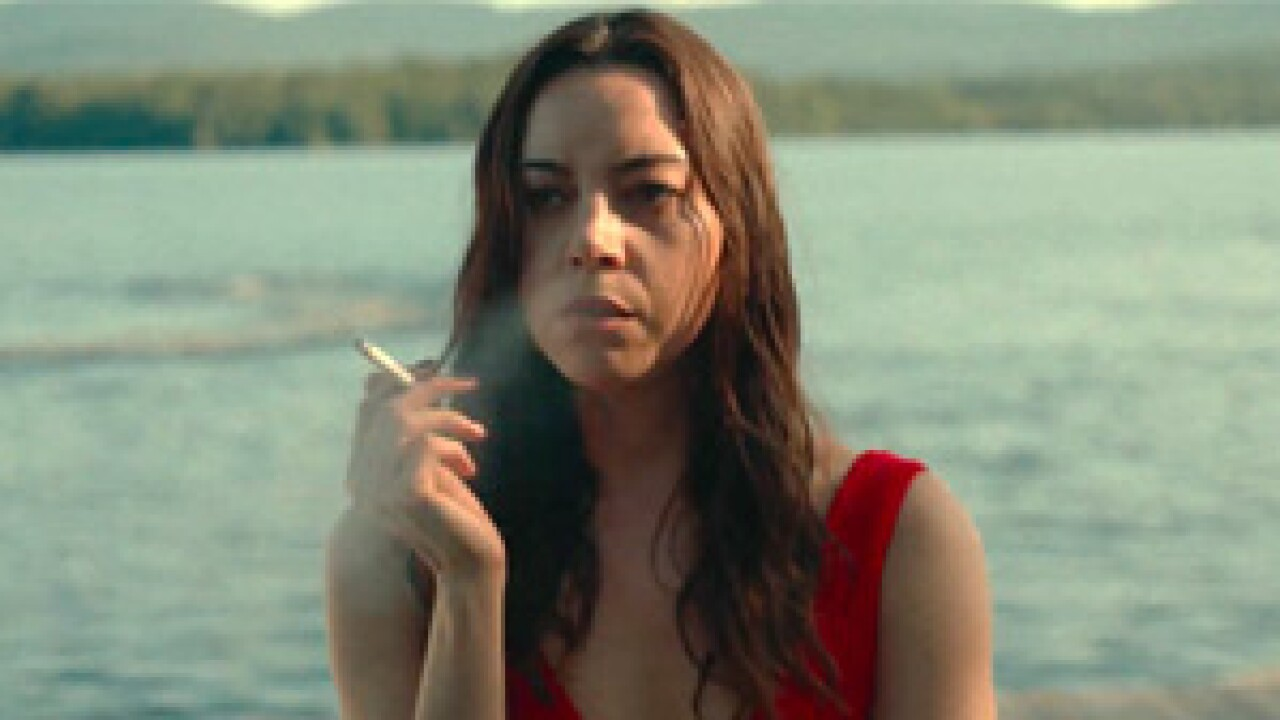 "Aubrey Plaza stars in ""Black Bear."" Photo courtesy of Momentum Pictures."