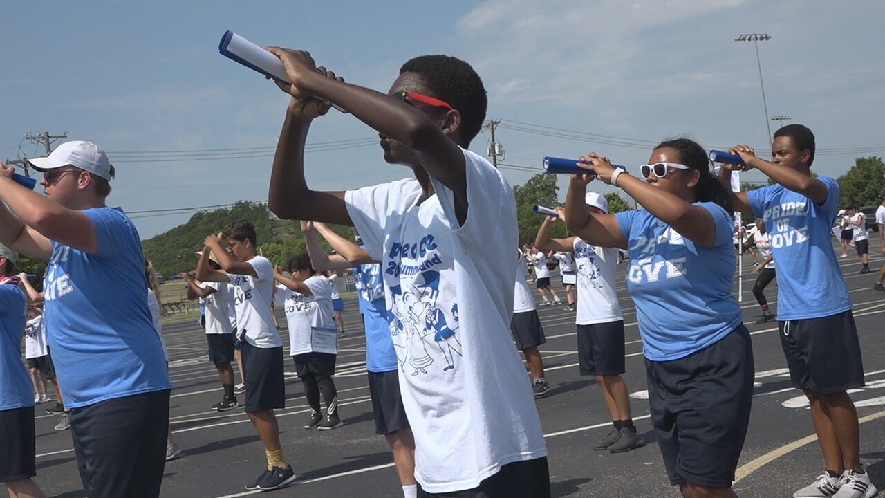 Texas schools implement new UIL mandate to require physicals for students in marching band