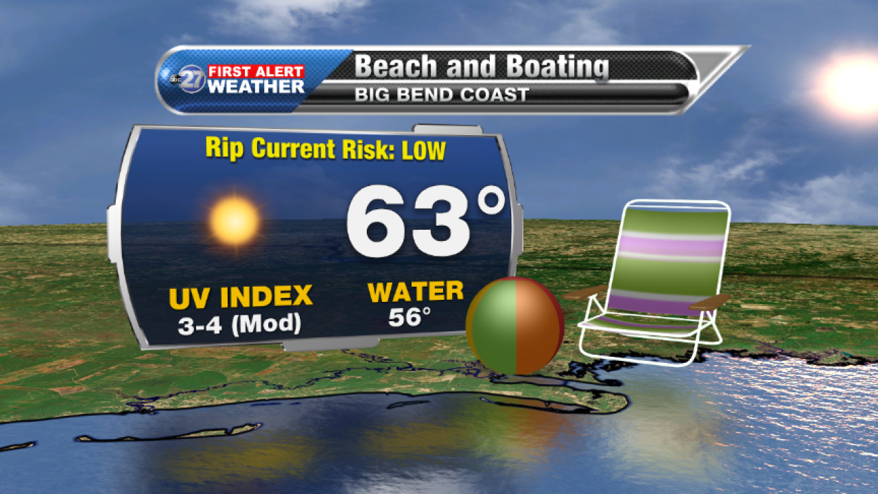 Beach and Boating forecast B (12/11/2017)