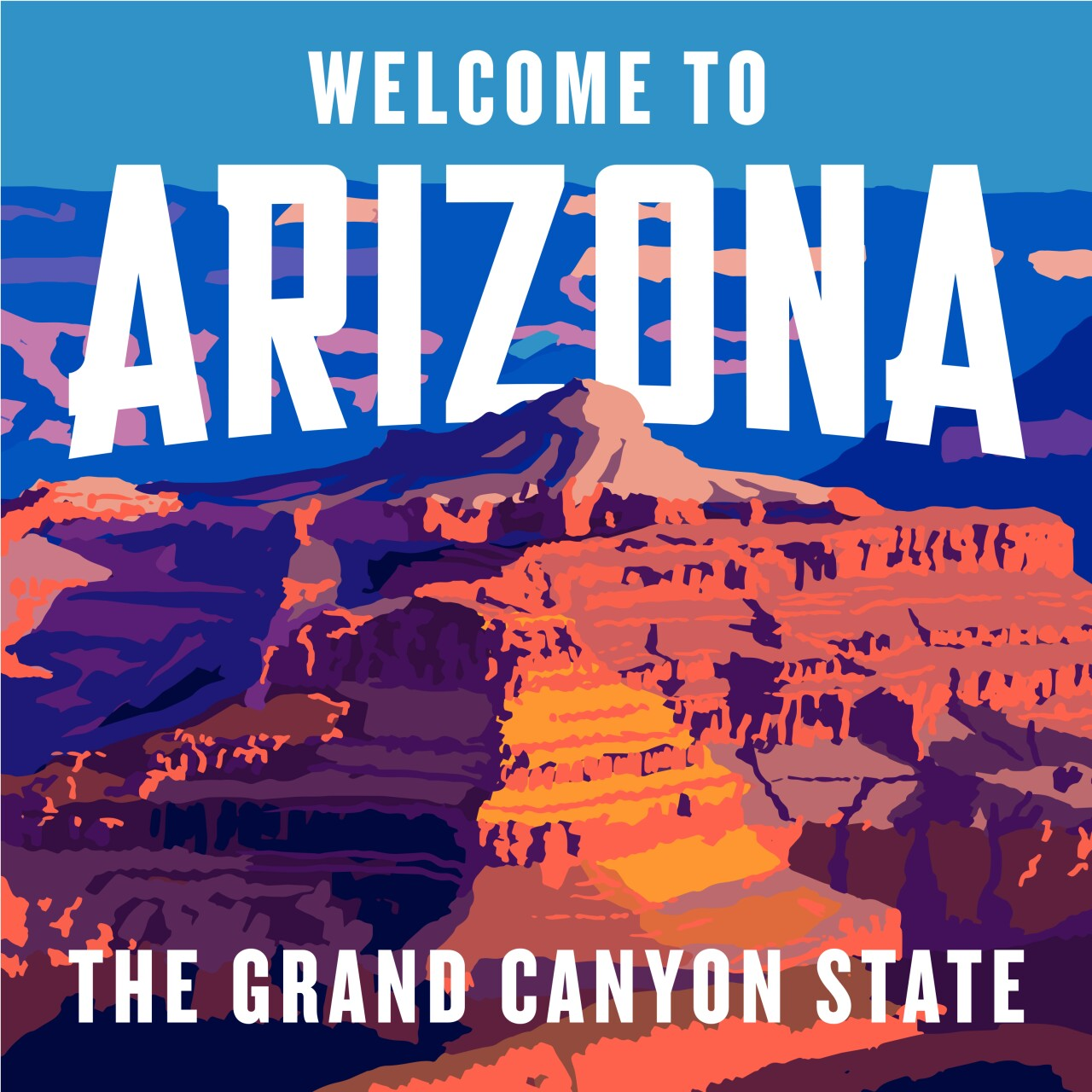 """New """"Welcome to Arizona"""" signs unveiled"""