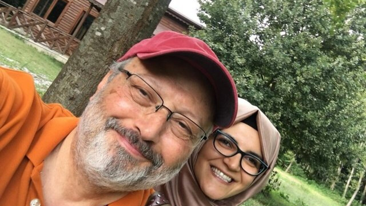 Washington Post publishes 'last piece' by missing Saudi journalist Khashoggi