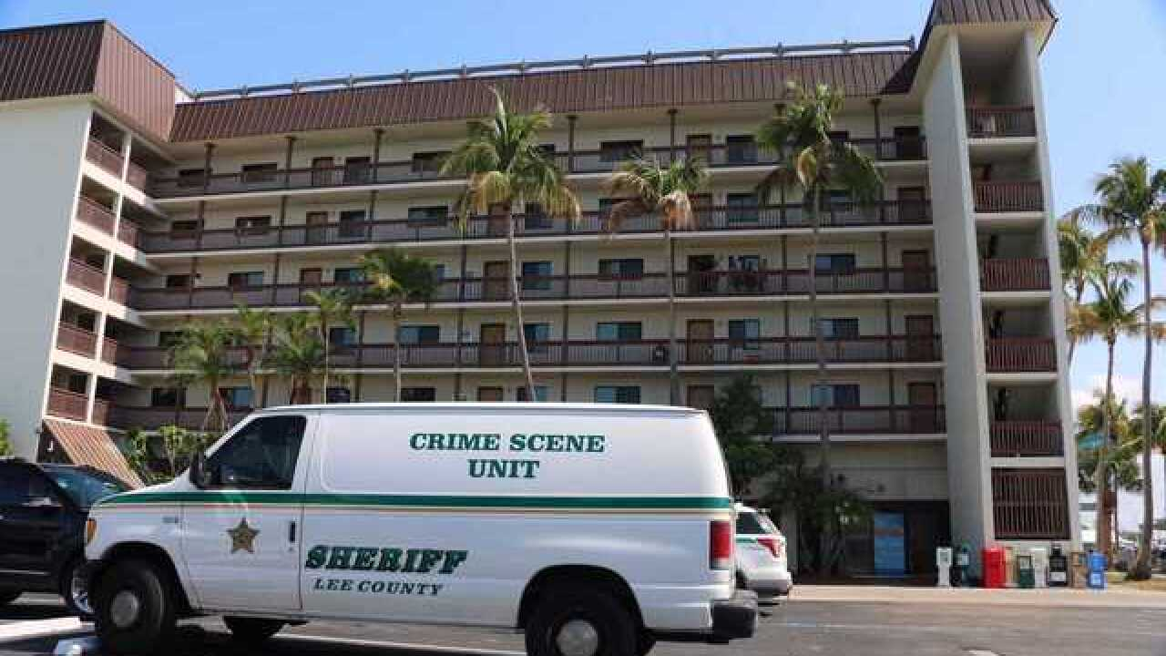 Homicide investigation in Fort Myers Beach condo