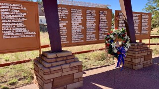 Navajo Memorial Day