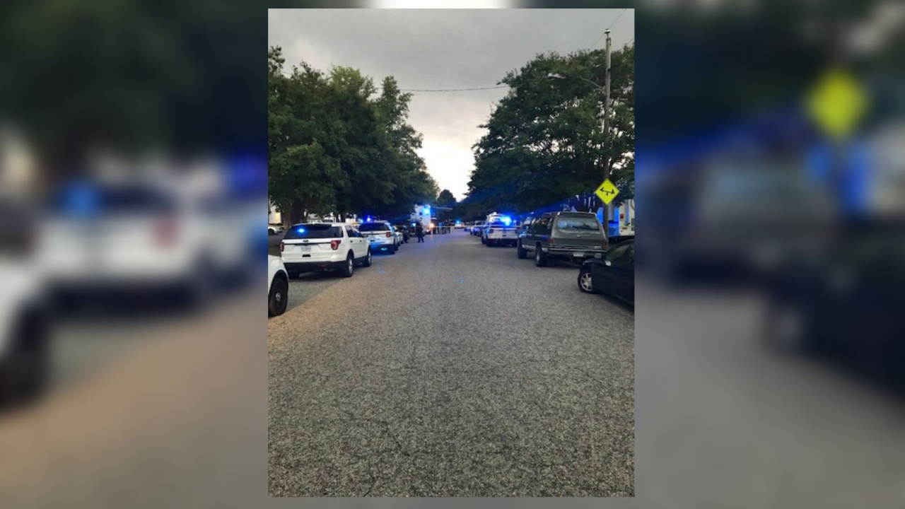 Suspect identified, charged after standoff with Newport NewsPolice