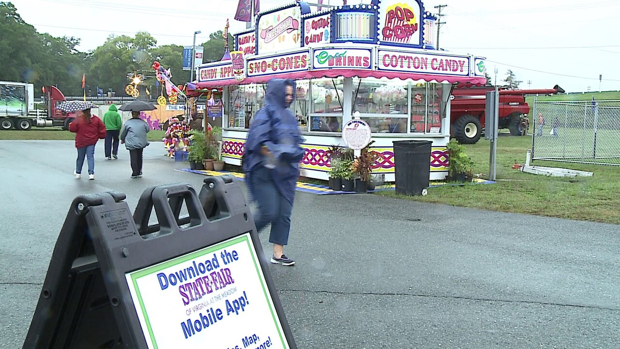 Frustrated vendors pack up after Virginia State Fair closes 3 daysearly
