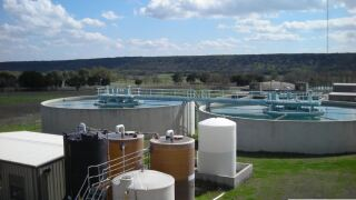 gatesville water plant