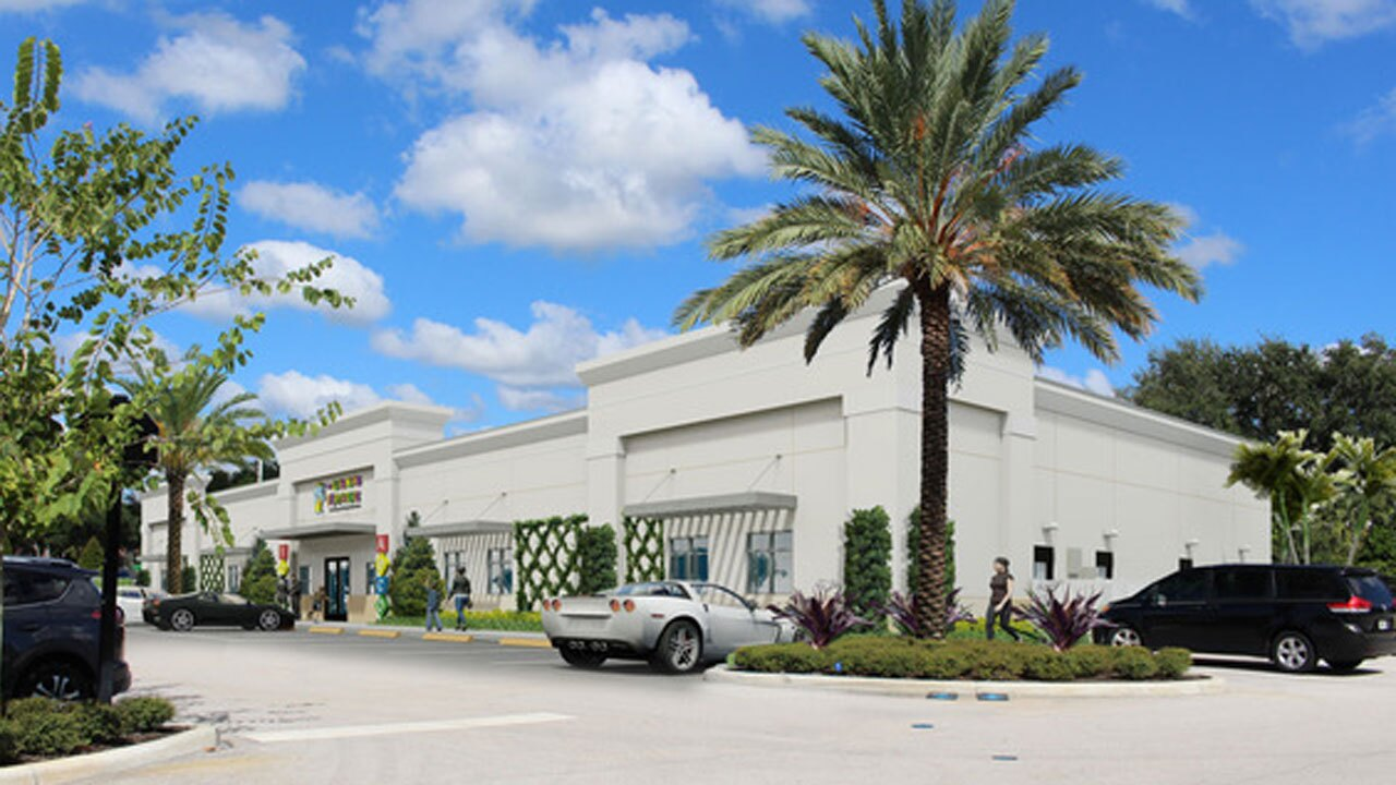 Artist rendering of new day care center to be built in Palm Beach Gardens
