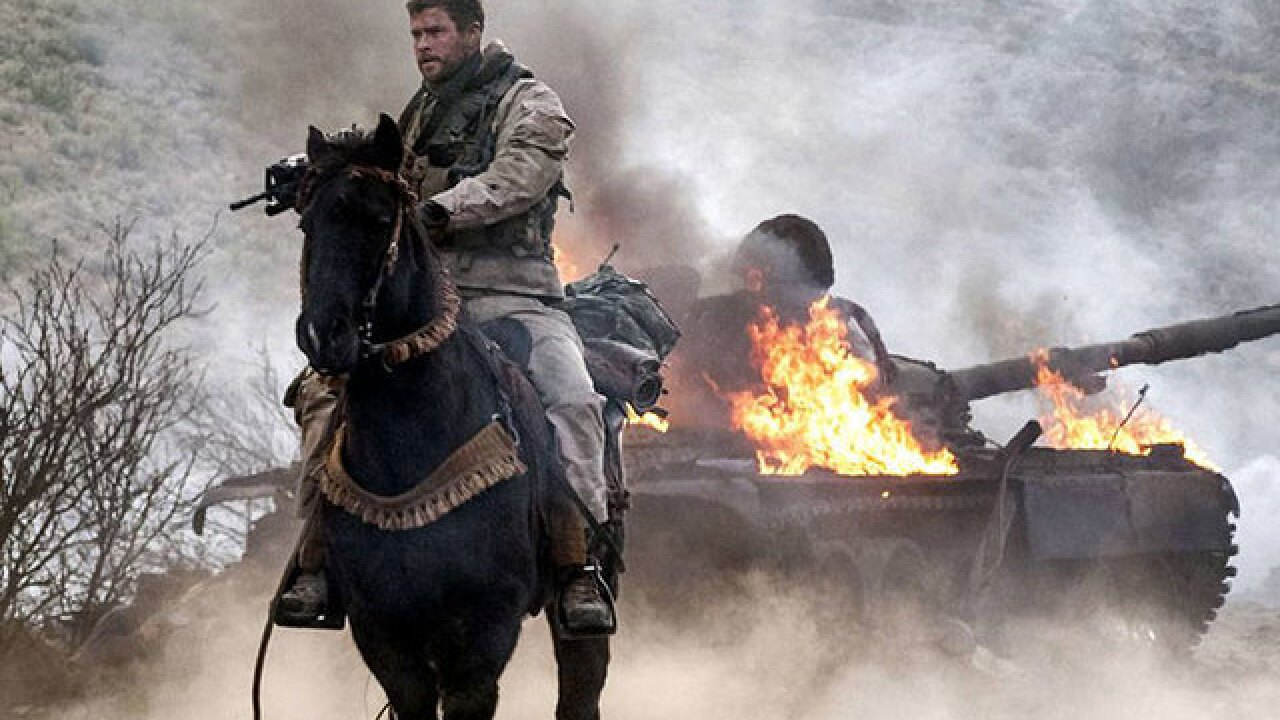 '12 Strong' rides onto home video