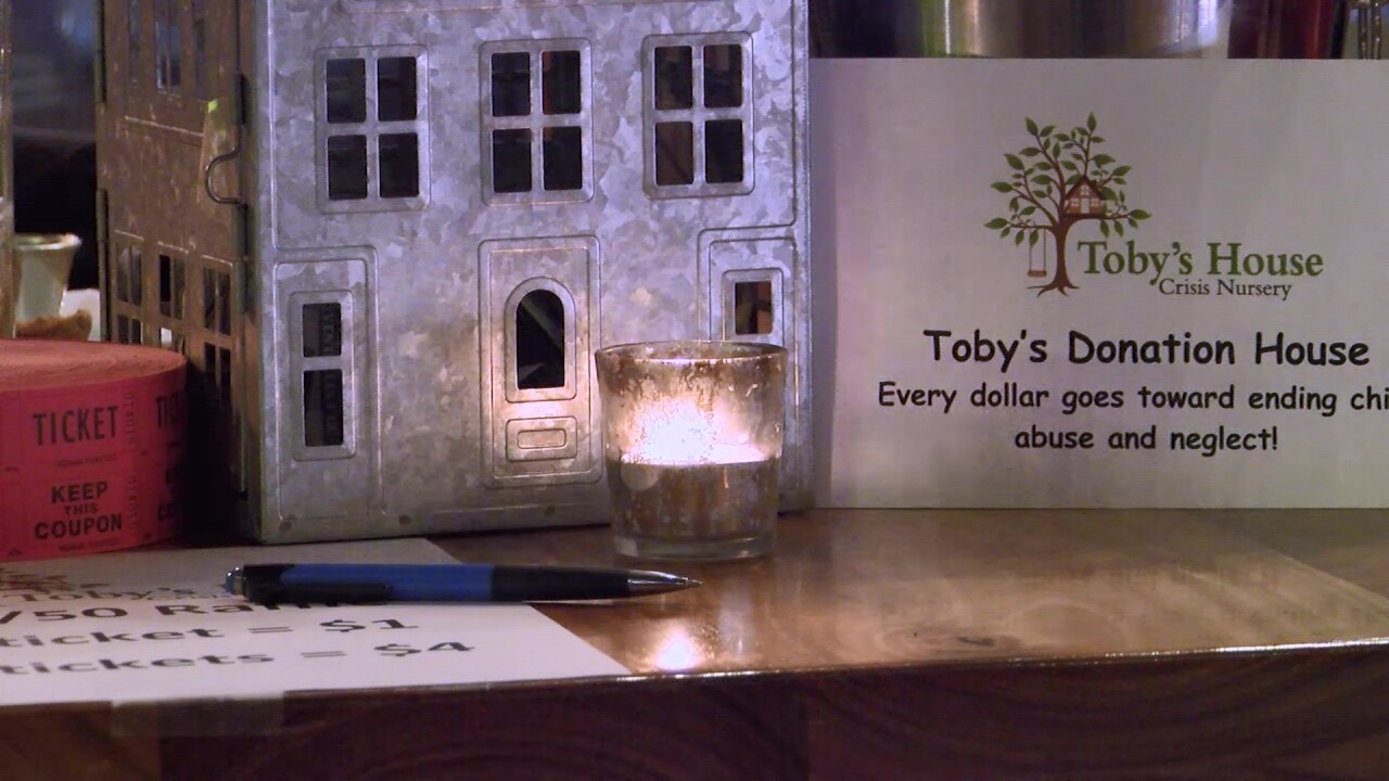 Toby's House Crisis Nursery hosts fundraiser as it gets closer to opening