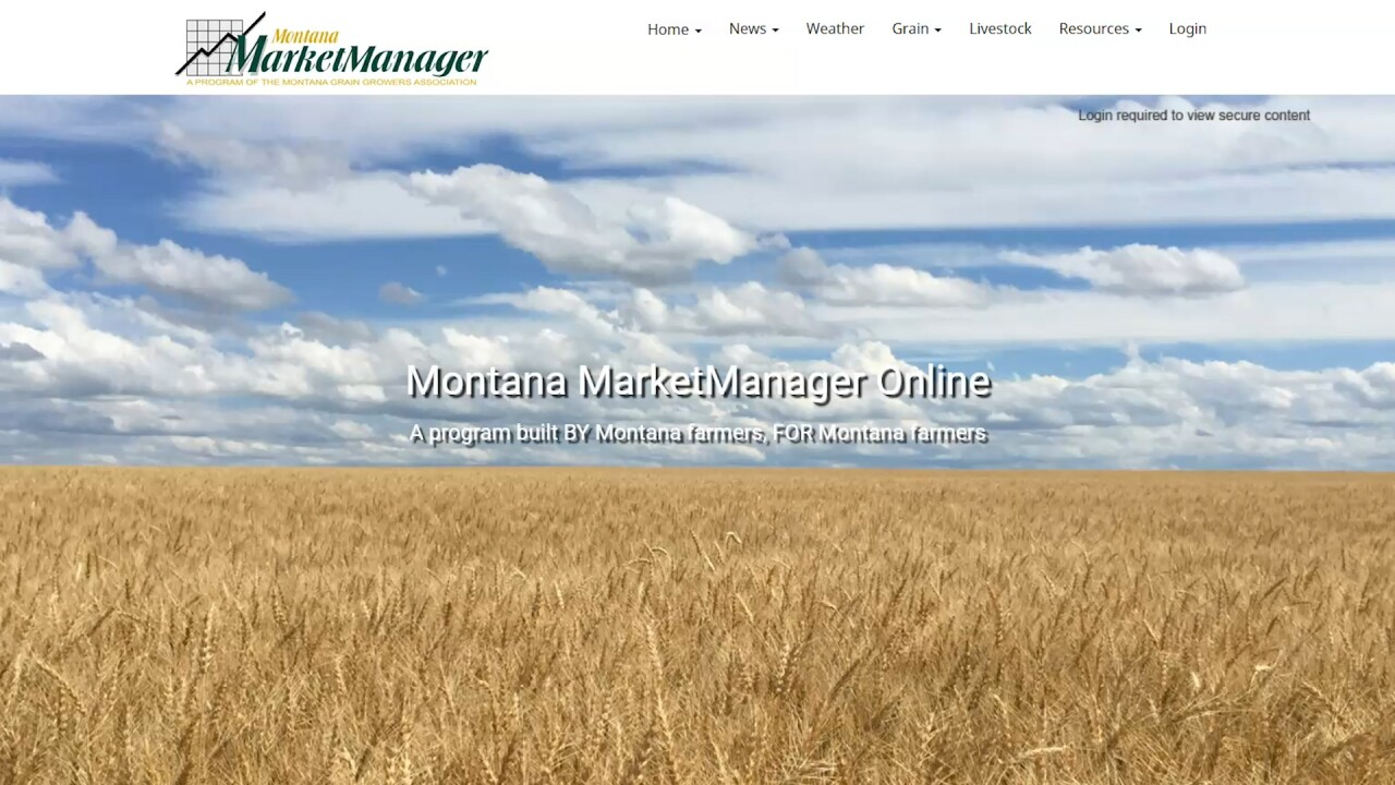 Montana Ag Network: Crop survey gives insight for farmers