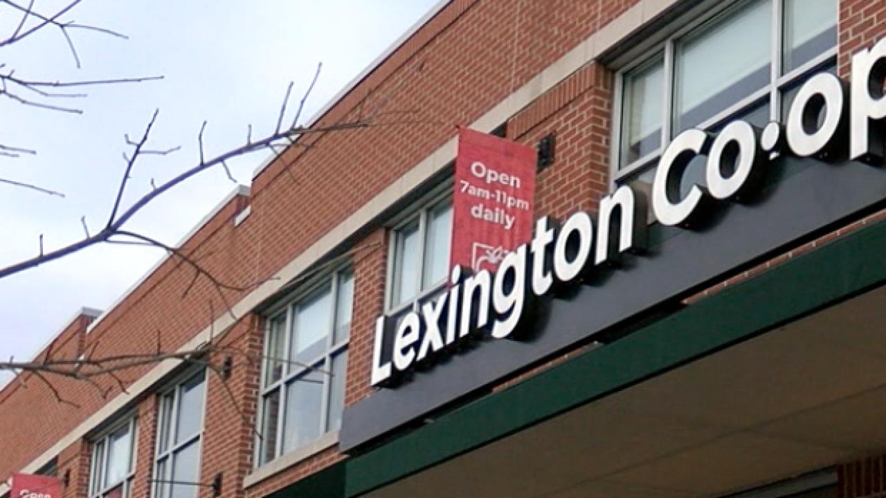 Lexington Co-op giving employees temp. $2/hr raise, one week PTO