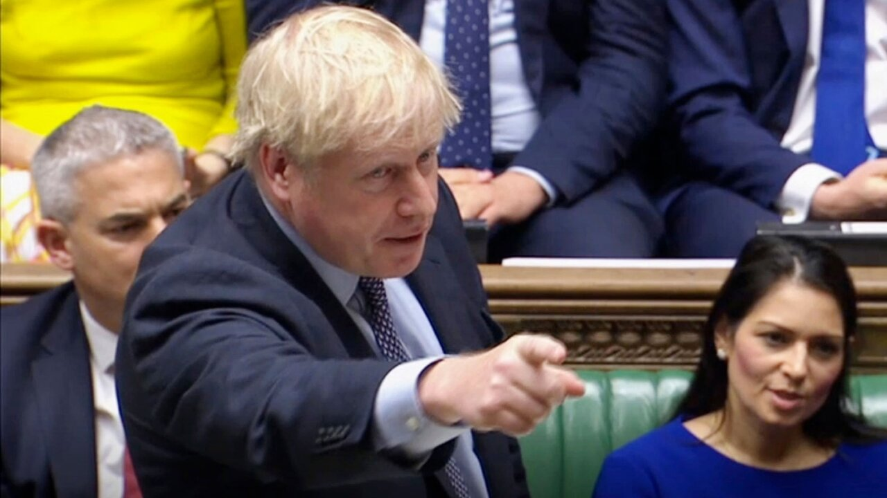 Brexit blow for Boris Johnson after lawmakers defer decision on deal