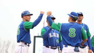 Legends Fall in Game Two to Grasshoppers