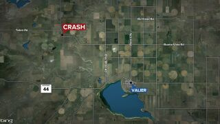 Two people died in a crash in Pondera County