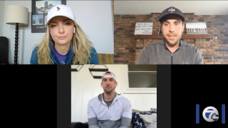 Bove, Jenna and Dan from 13 WHAM chat Bills offseason