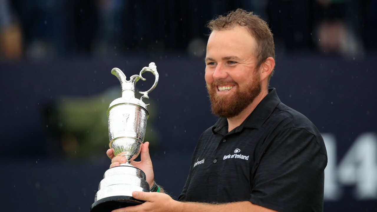 Shane_Lowry_148th Open Championship - Day Four