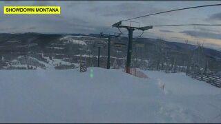 Showdown opens for ski season