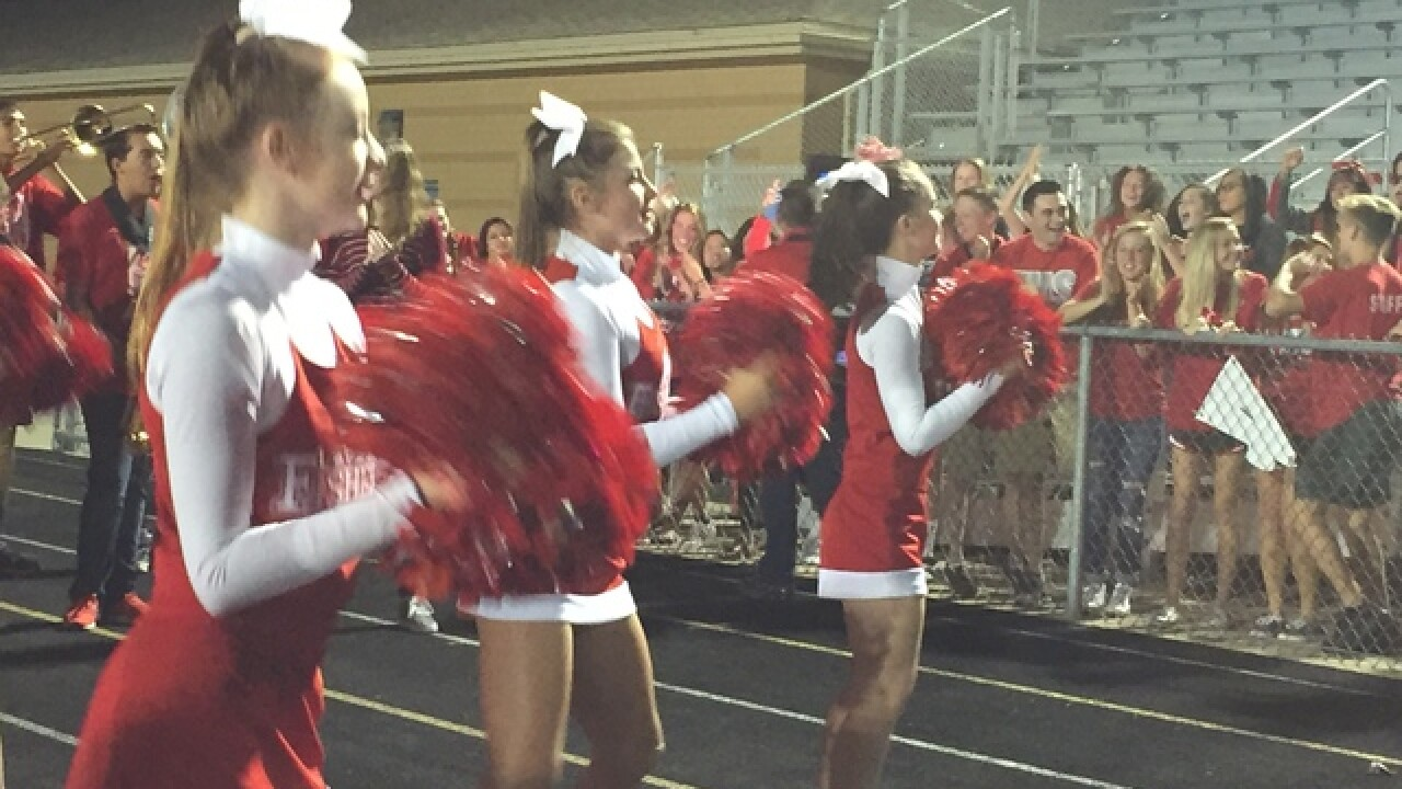 PHOTOS: Friday Football Frenzy at Fishers