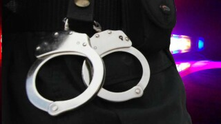 WPTV police handcuffs generic