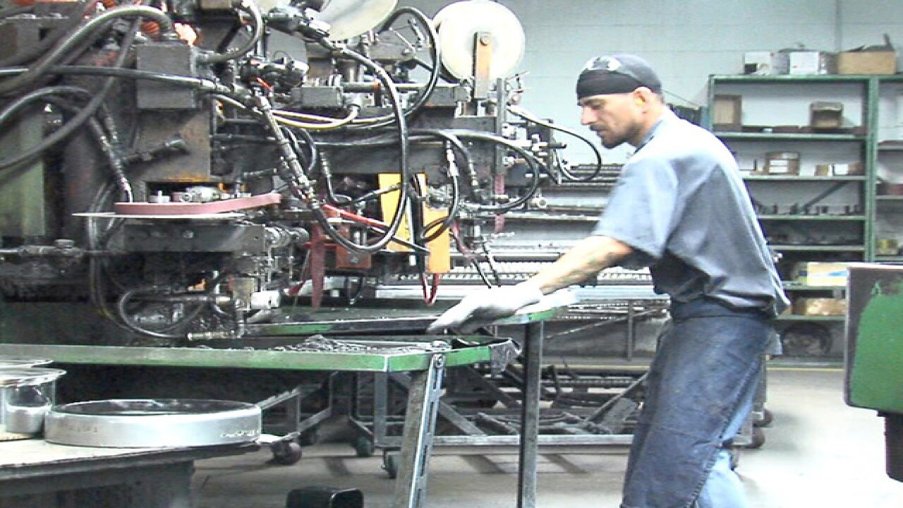 Companies fighting for jobs in manufacturing