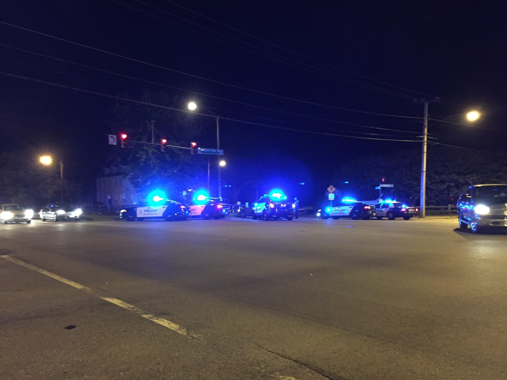 Photos: Pedestrian seriously injured after being struck by vehicle in Richmond