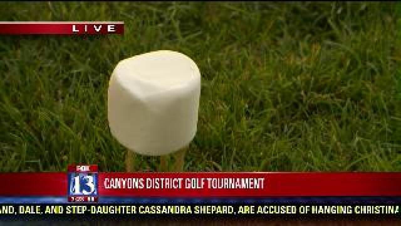 Big Budah replaces golf ball with marshmallow