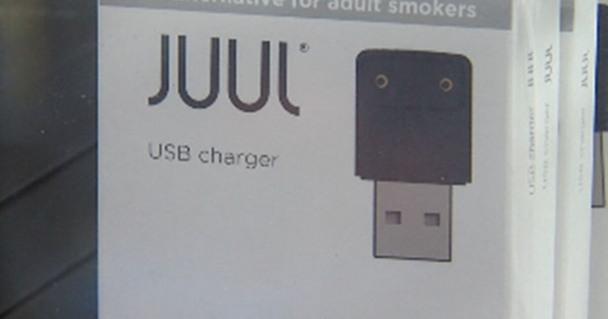 Class-action lawsuit filed against Juul on behalf of
