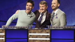 3 Jeopardy! greats to compete this week for title of 'Greatest of All Time'