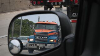 U.S. Trucking Industry Faces Major Slump Due To China Tariffs And Bad Weather