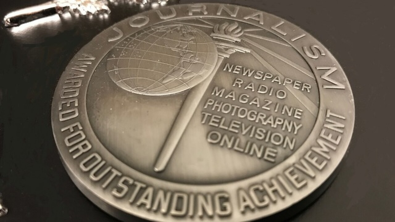 Schools Investigation Receives National Headliner Award