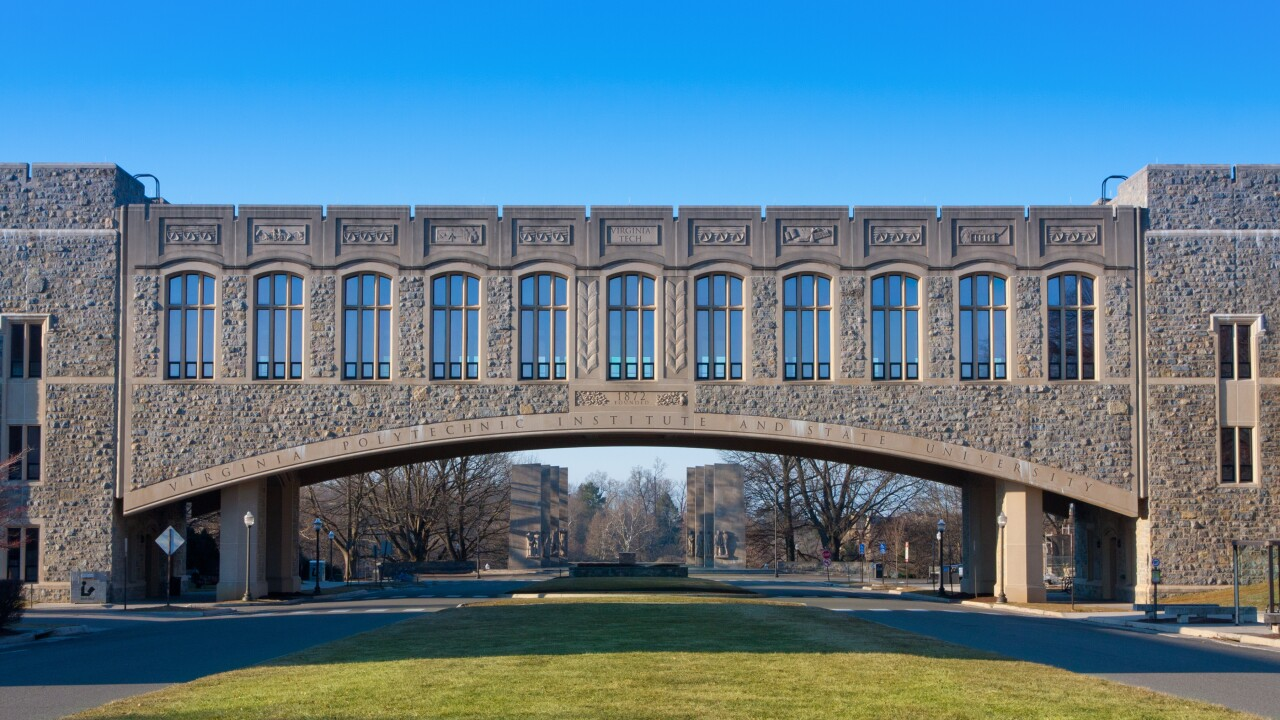 Virginia Tech College of Engineering moves upward in national ranking
