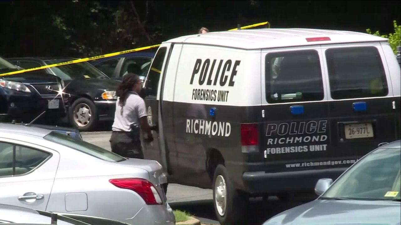 Richmond Police investigate shooting on Westover Hills Boulevard
