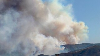 Arizona wildfire season gets dampening relief from monsoon