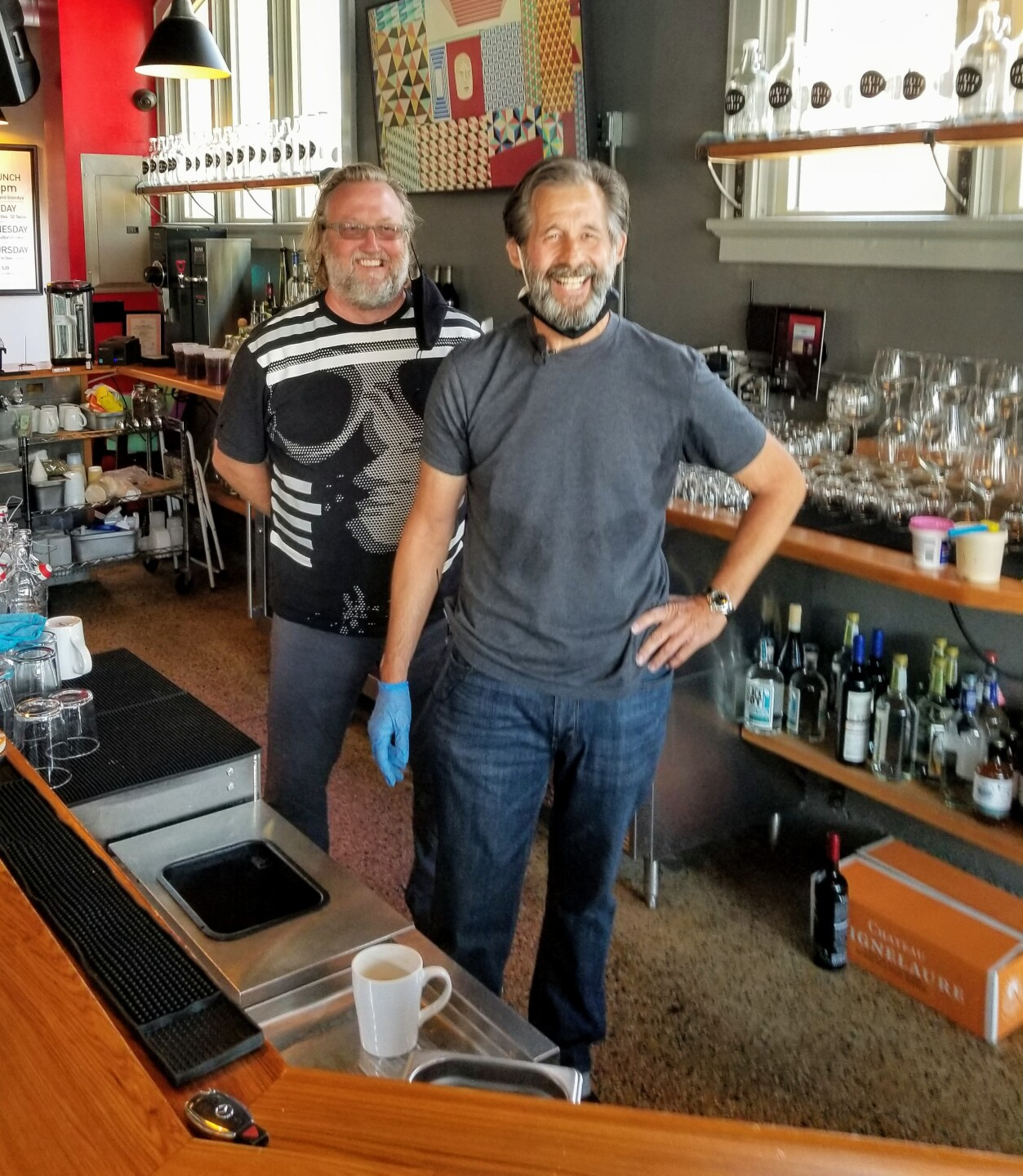 The owners of Public Table are taking extra safety precautions to keep staff and customers healthy.