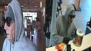 Gunman in mask robs Hillcrest bank