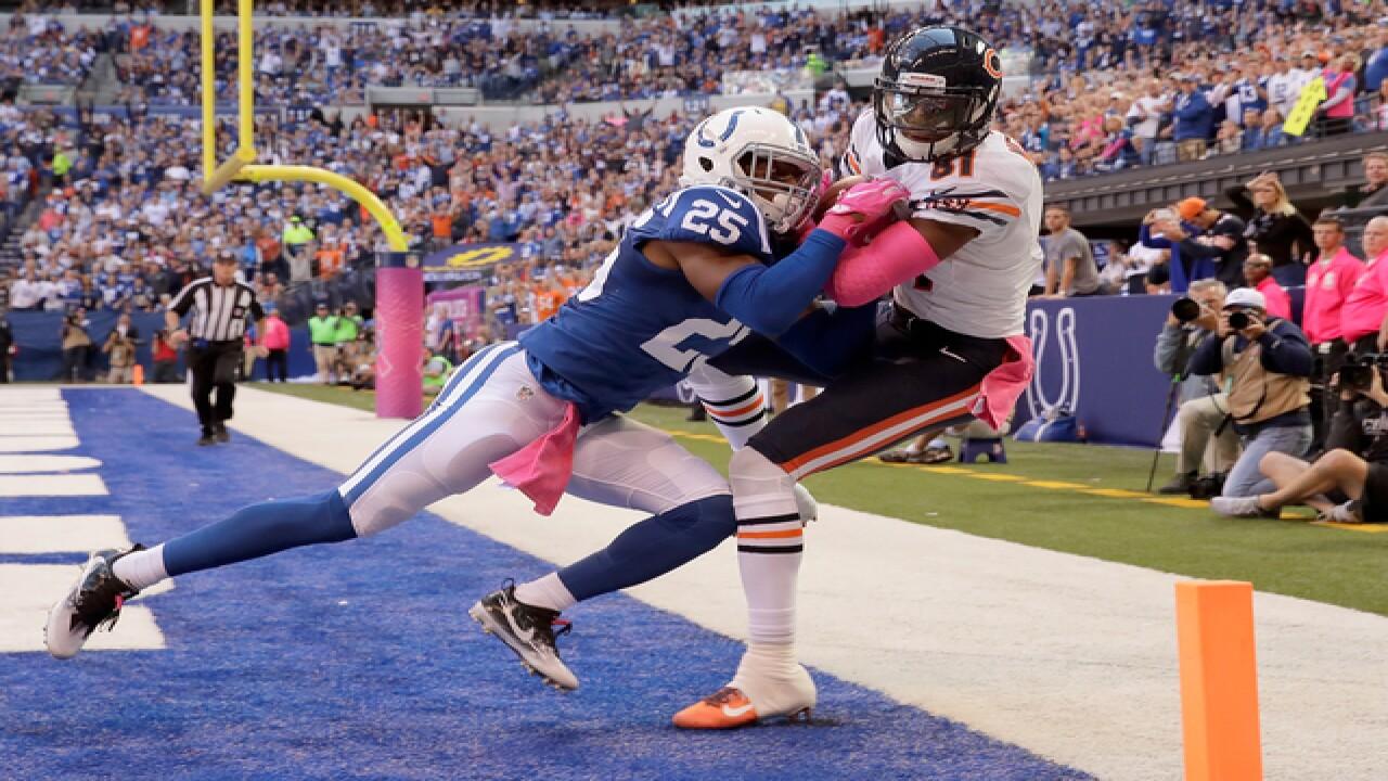 PHOTOS: Colts v Bears