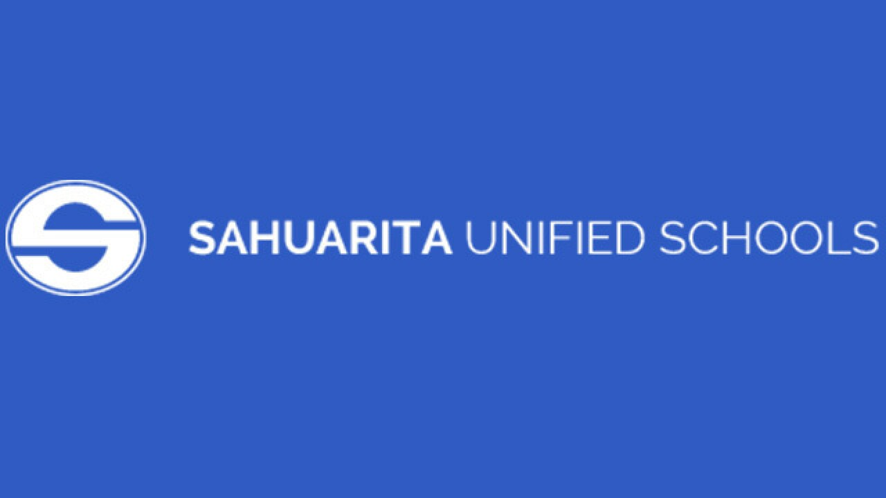 Sahuarita schools open--Special needs kids wait
