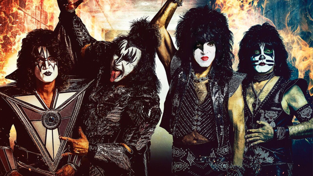 KISS bringing 'End of the Road' tour to Nashville