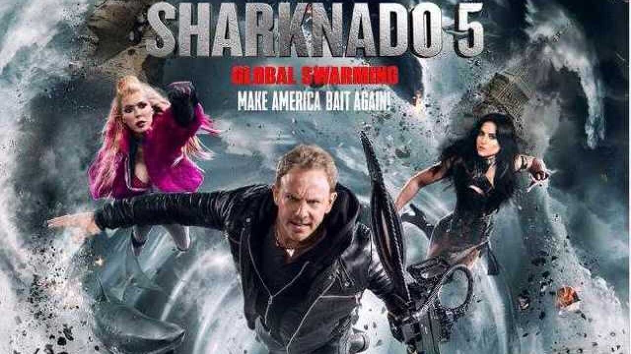 UPDATE: 'Sharkando 5' premieres in Las Vegas