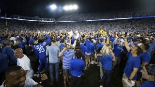 Florida Kentucky Football