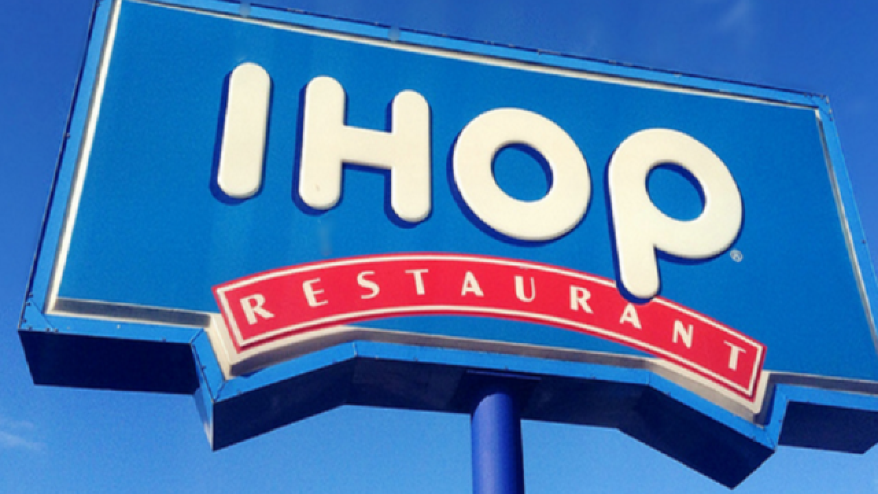 Kids eat free at IHOP through Sept. 25