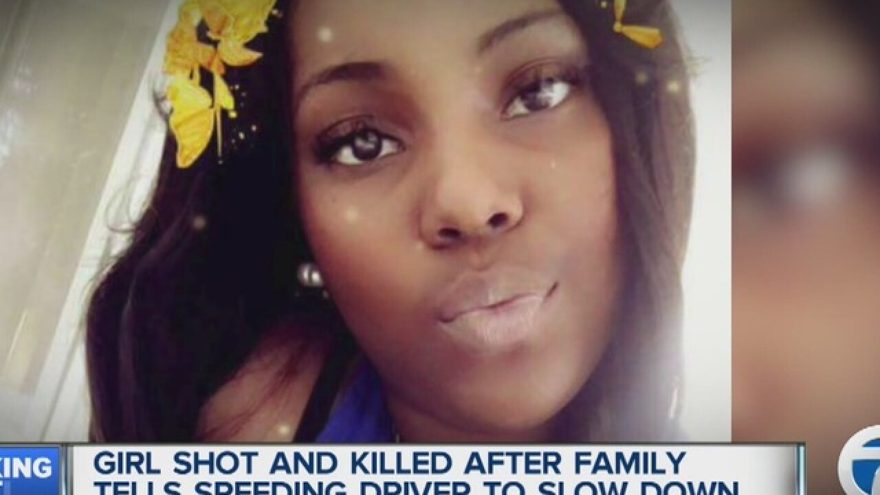15 Year Old Girl Shot And Killed In Detroit After Family Tells
